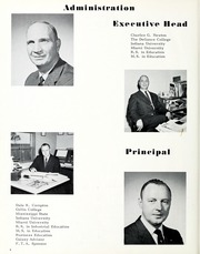 Page 8, 1962 Edition, Blue Creek High School - Galaxy Yearbook (Haviland, OH) online yearbook collection