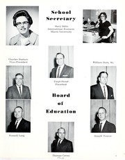 Page 9, 1962 Edition, Blue Creek High School - Galaxy Yearbook (Haviland, OH) online yearbook collection