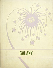 1963 Edition, Blue Creek High School - Galaxy Yearbook (Haviland, OH)