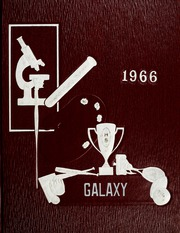 1966 Edition, Blue Creek High School - Galaxy Yearbook (Haviland, OH)