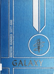 1969 Edition, Blue Creek High School - Galaxy Yearbook (Haviland, OH)