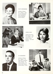 Page 14, 1969 Edition, Blue Creek High School - Galaxy Yearbook (Haviland, OH) online yearbook collection