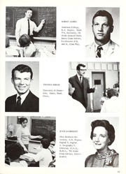 Page 15, 1969 Edition, Blue Creek High School - Galaxy Yearbook (Haviland, OH) online yearbook collection