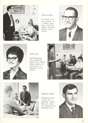 Page 17, 1969 Edition, Blue Creek High School - Galaxy Yearbook (Haviland, OH) online yearbook collection