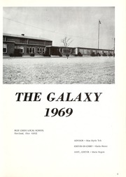 Page 5, 1969 Edition, Blue Creek High School - Galaxy Yearbook (Haviland, OH) online yearbook collection