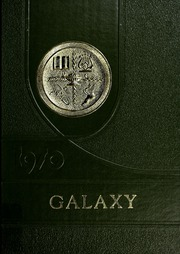 1970 Edition, Blue Creek High School - Galaxy Yearbook (Haviland, OH)