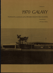 Page 5, 1970 Edition, Prairie Heights Community High School - Galaxy Yearbook (Lagrange, IN) online yearbook collection