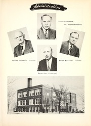 Page 7, 1951 Edition, Rockcreek High School - Gems Yearbook (Bluffton, IN) online yearbook collection