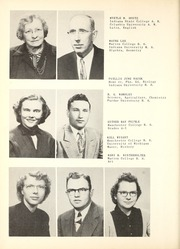 Page 8, 1951 Edition, Rockcreek High School - Gems Yearbook (Bluffton, IN) online yearbook collection