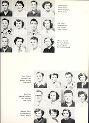 Page 17, 1952 Edition, Rockcreek High School - Gems Yearbook (Bluffton, IN) online yearbook collection