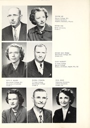 Page 8, 1952 Edition, Rockcreek High School - Gems Yearbook (Bluffton, IN) online yearbook collection