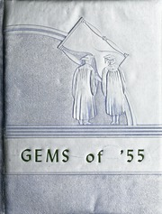 Rockcreek High School - Gems Yearbook (Bluffton, IN) online yearbook collection, 1955 Edition, Page 1