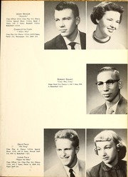 Page 13, 1956 Edition, Rockcreek High School - Gems Yearbook (Bluffton, IN) online yearbook collection