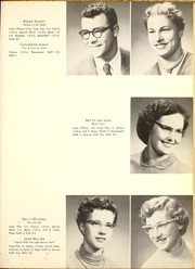 Page 15, 1956 Edition, Rockcreek High School - Gems Yearbook (Bluffton, IN) online yearbook collection