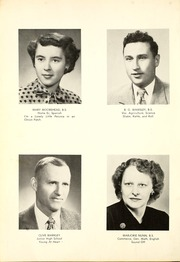 Page 8, 1956 Edition, Rockcreek High School - Gems Yearbook (Bluffton, IN) online yearbook collection