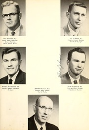 Page 9, 1956 Edition, Rockcreek High School - Gems Yearbook (Bluffton, IN) online yearbook collection