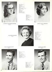 Page 16, 1959 Edition, Rockcreek High School - Gems Yearbook (Bluffton, IN) online yearbook collection