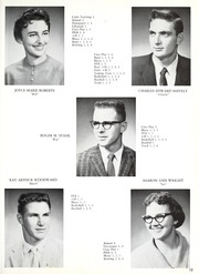 Page 17, 1959 Edition, Rockcreek High School - Gems Yearbook (Bluffton, IN) online yearbook collection