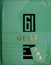 Page 1, 1961 Edition, Rockcreek High School - Gems Yearbook (Bluffton, IN) online yearbook collection
