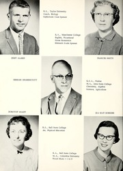 Page 10, 1961 Edition, Rockcreek High School - Gems Yearbook (Bluffton, IN) online yearbook collection