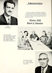 Page 12, 1961 Edition, Rockcreek High School - Gems Yearbook (Bluffton, IN) online yearbook collection