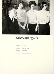 Page 14, 1961 Edition, Rockcreek High School - Gems Yearbook (Bluffton, IN) online yearbook collection