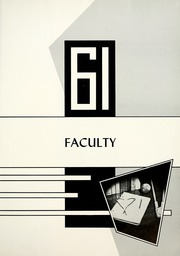 Page 7, 1961 Edition, Rockcreek High School - Gems Yearbook (Bluffton, IN) online yearbook collection