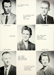 Page 9, 1961 Edition, Rockcreek High School - Gems Yearbook (Bluffton, IN) online yearbook collection