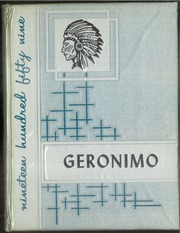 1959 Edition, Clay Township High School - Geronimo Yearbook (Peru, IN)