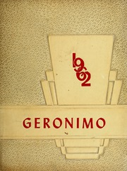 1962 Edition, Clay Township High School - Geronimo Yearbook (Peru, IN)