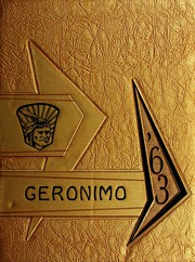 1963 Edition, Clay Township High School - Geronimo Yearbook (Peru, IN)