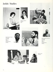 Page 14, 1980 Edition, Yeshiva High School - Gesher Yearbook (Atlanta, GA) online yearbook collection