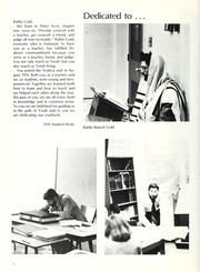 Page 8, 1980 Edition, Yeshiva High School - Gesher Yearbook (Atlanta, GA) online yearbook collection