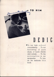 Page 8, 1940 Edition, Ben Blewett High School - Brochure Yearbook (St Louis, MO) online yearbook collection