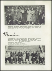 Page 17, 1945 Edition, Ben Blewett High School - Brochure Yearbook (St Louis, MO) online yearbook collection