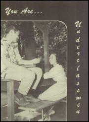 Page 17, 1954 Edition, Hawaiian Mission Academy - Ka Lamaku Yearbook (Honolulu, HI) online yearbook collection
