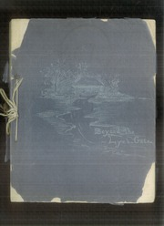 1905 Edition, Hannah More School - Within the Lych Gate Yearbook (Reisterstown, MD)