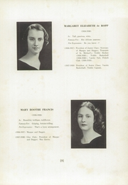 Page 13, 1938 Edition, Hannah More School - Within the Lych Gate Yearbook (Reisterstown, MD) online yearbook collection