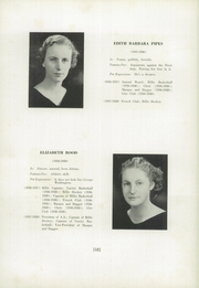 Page 16, 1938 Edition, Hannah More School - Within the Lych Gate Yearbook (Reisterstown, MD) online yearbook collection