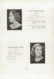 Page 17, 1938 Edition, Hannah More School - Within the Lych Gate Yearbook (Reisterstown, MD) online yearbook collection