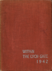 1942 Edition, Hannah More School - Within the Lych Gate Yearbook (Reisterstown, MD)