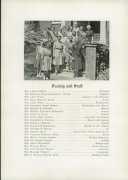 Page 10, 1942 Edition, Hannah More School - Within the Lych Gate Yearbook (Reisterstown, MD) online yearbook collection