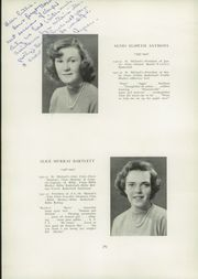 Page 12, 1942 Edition, Hannah More School - Within the Lych Gate Yearbook (Reisterstown, MD) online yearbook collection