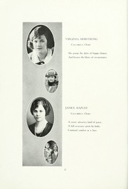 Page 16, 1922 Edition, Wallace School and Conservatory - Oor Ain Folk Yearbook (Columbus, OH) online yearbook collection