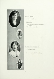 Page 17, 1922 Edition, Wallace School and Conservatory - Oor Ain Folk Yearbook (Columbus, OH) online yearbook collection
