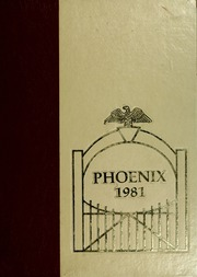 Page 1, 1981 Edition, Woodward Academy - Phoenix Yearbook (College Park, GA) online yearbook collection
