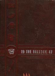 Page 1, 1947 Edition, Coahoma High School - Bulldog Yearbook (Coahoma, TX) online yearbook collection