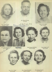 Page 12, 1947 Edition, Coahoma High School - Bulldog Yearbook (Coahoma, TX) online yearbook collection