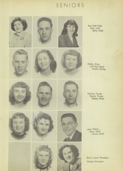 Page 15, 1947 Edition, Coahoma High School - Bulldog Yearbook (Coahoma, TX) online yearbook collection