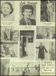 Page 14, 1951 Edition, Coahoma High School - Bulldog Yearbook (Coahoma, TX) online yearbook collection